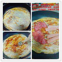 十分钟快手营养早餐——鸡蛋饼(原创)的做法图解9