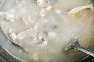 鲢鱼汤(所有鱼汤都可以这么煮,又白又嫩)
