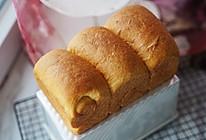 淡奶油吐司面包的做法