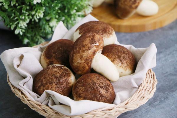 【蘑菇包】包你趣味横生的做法