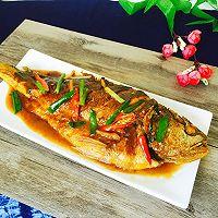 红烧大黄魚
