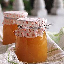 菠萝果酱-夏热里的小清新