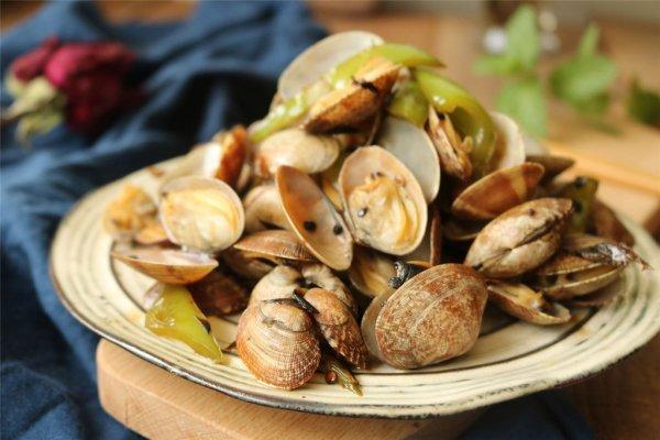 辣炒蛤的做法