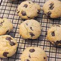 趣多多巧克力曲奇饼干的做法图解10