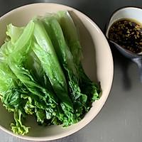 蚝油生菜的做法图解7