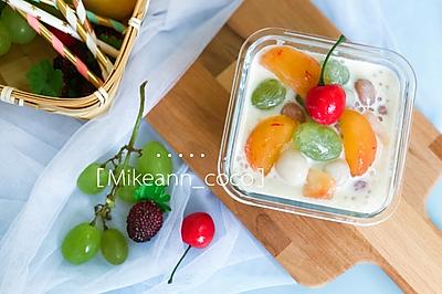 最最最详细的【白玉水果西米捞】附煮西米方法
