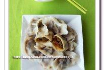 猪肉芹菜水饺的做法
