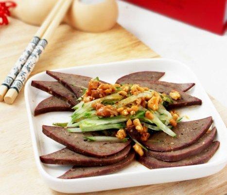 酥香猪肝的做法