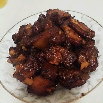 红烧排骨(无糖)(用最简单的方法,烧出最好吃的排骨)