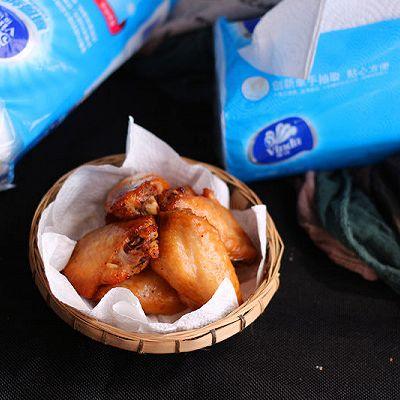 蒜蓉烤鸡翅