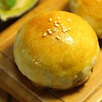 最经典~蛋黄酥,好吃到根本停不下来~#长帝烘焙节#的做法图解21