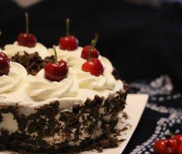 黑森林蛋糕|属于樱桃的季节的做法
