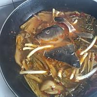 鲜爽酸菜鱼的做法图解14
