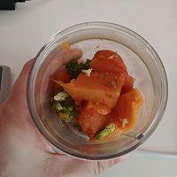 辅食三:蔬菜全蛋羹的做法图解1