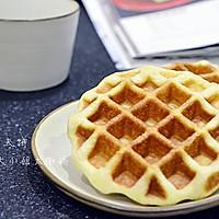 淡奶油华夫饼(发酵版)的做法图解7