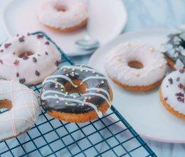迷你甜甜圈【初味日记】的做法