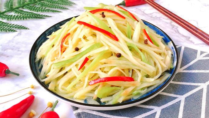 【新品】尖椒土豆丝