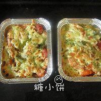 【鲜虾焗饭】的做法图解8