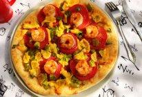 『鲜虾披萨』做法的做法