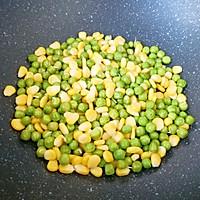 三色小炒#花10分钟,做一道菜!#的做法图解4