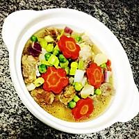 豌豆焖排骨—简单营养均衡的做法图解6