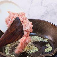 橄榄菜肉末四季豆的做法图解9