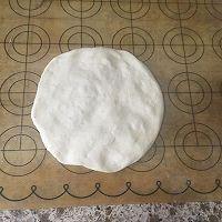 酒酿芝麻饼的做法图解8