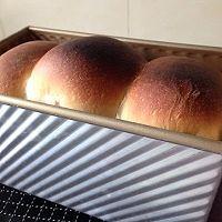 冷藏中种北海道吐司~面包机揉面的做法图解14