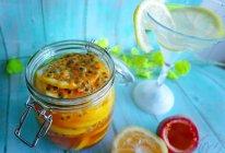 柠檬蜂蜜水#爱乐甜夏日轻脂甜蜜#的做法