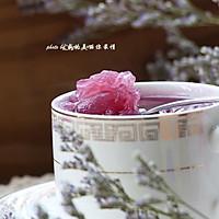 紫薯银耳羹#美的养生壶#
