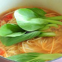 #福临门鲜爽见面#酸汤羊肉汤面的做法图解12