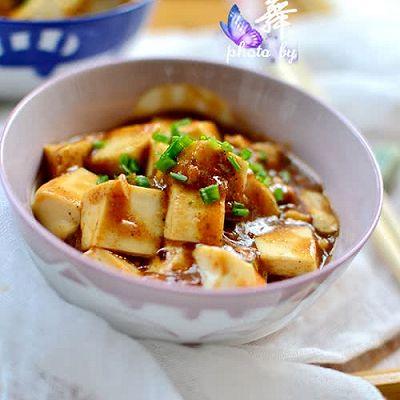 【麻婆豆腐】三分钟烧出让米饭遭殃的滋味豆腐