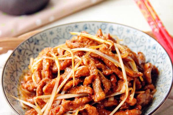 ·京酱肉丝·不出家门吃北京味的做法