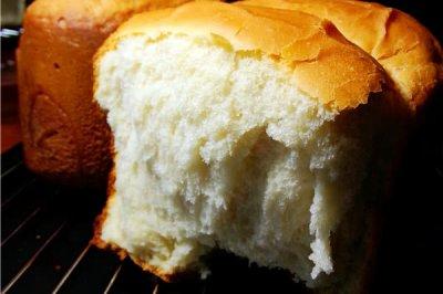 面包机:简易白面包