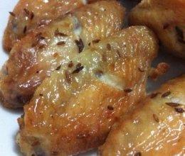 无油炸香酥鸡翅的做法