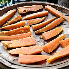 自制红薯干