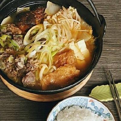 韩式菌菇肥牛暖锅的做法 步骤6