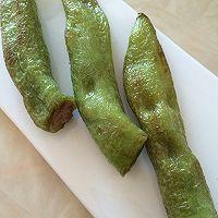 虎皮青椒肉的做法图解5