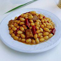 黄豆酱烧黄豆肉的做法图解15