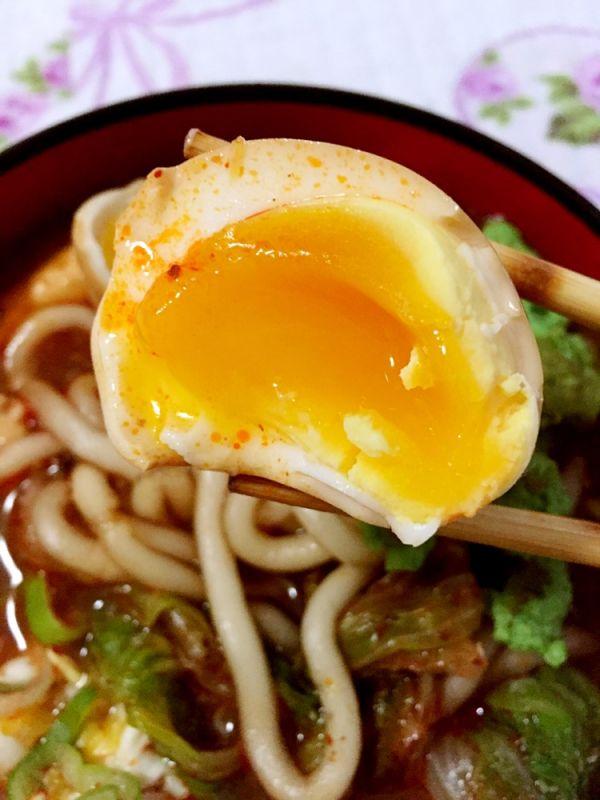 日本溏心蛋 温泉蛋的做法