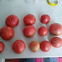 有机西红柿酱的做法图解1