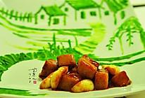 蒜子烧肉#厨此之外,锦享美味#的做法