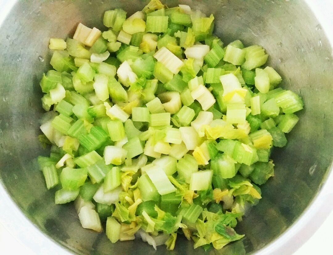 凉拌什锦菜的做法图解3