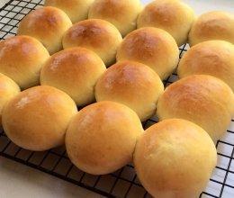 蔓越莓果酱小面包(木糖醇)的做法