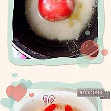 番茄芝士焖饭