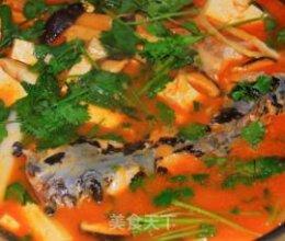 缅甸金银岛点击酸汤鱼的做法