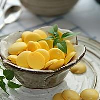 婴儿蛋黄溶豆#跨界烤箱,探索味来#的做法图解8