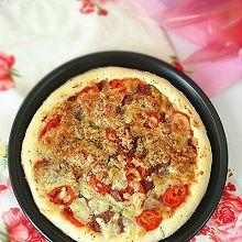 大喜大牛肉粉試用之黑椒牛肉披薩
