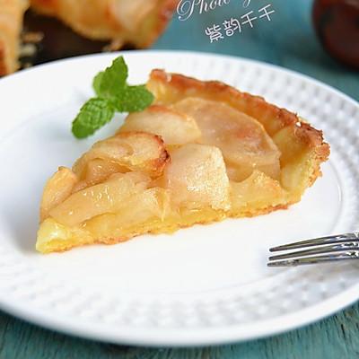 下午甜点——苹果塔