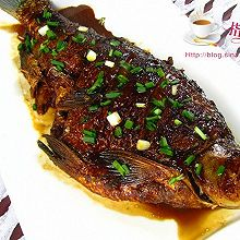 复制出妈妈级美味家常菜---红烧鳊鱼